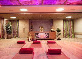 Energieraum im STOCK resort - Yoga