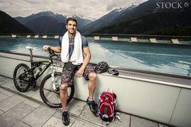 STOCK resort, Mountainbiker, Sportbecken, Fitness, Wellness