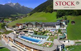 Wellnessurlaub im STOCK resort in Finkenberg im Zillertal, Tirol