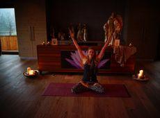 Yogawoche des Lichtes mit Karina Wagner zur Weihnachtszeit