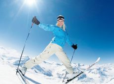 WINTER START IN THE STOCK – INCLUDES FREE SKI HIRE