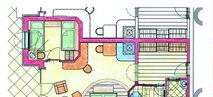 "Suite ""Bergwelt"" Plan"