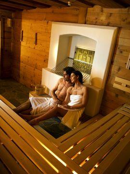 Sauna-Welt im THERESA Wellness Genießer Hotel ****superior im Zillertal