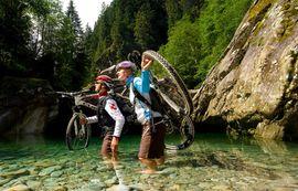 Mountainbiken im Zillertal - Wellnesshotel Theresa