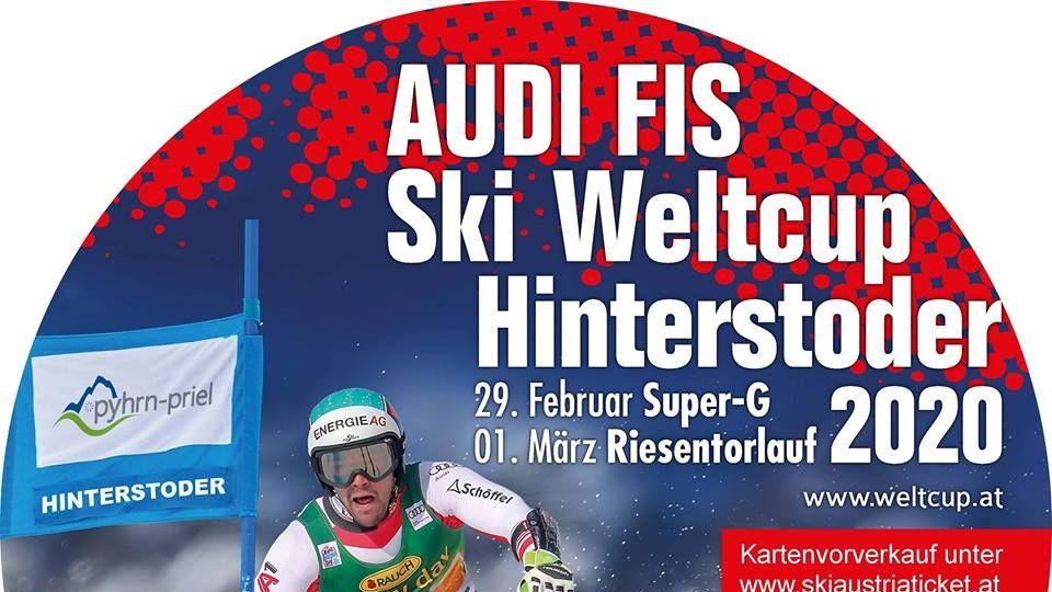 Ski-Weltcup 2020 - Hinterstoder