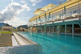 25 Meter Sportpool im Wellnesshotel Dilly
