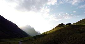 Berge für die Sinne