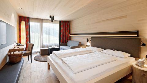 Doppelzimmer Naturkraft ohne Balkon
