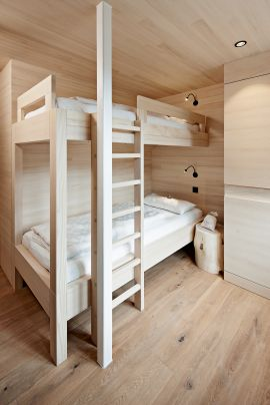 """Kinderzimmer im Familienzimmer """"Naturkraft"""" - Wellnesshotel Warther Hof"""