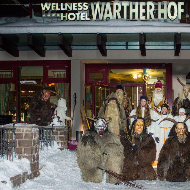 Skiopening & Der Hl. Nikolaus