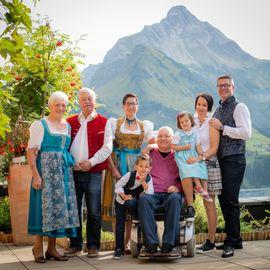 Family Roiderer and Jäger