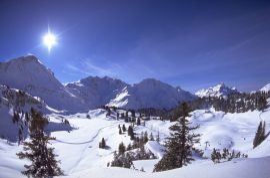 Naturwunderregion Arlberg - Warth am Arlberg