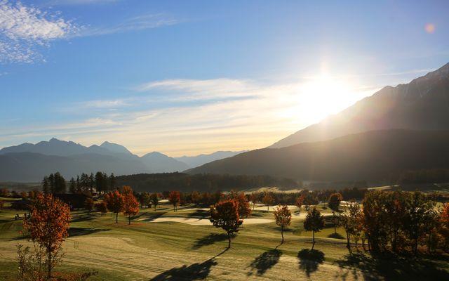 Golf-Turnier-Weekend Herbst 28.9. - 1.10.2017 1/1
