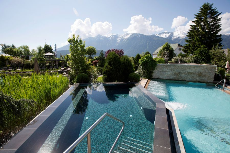 Alpenresort Schwarz Tyrol Best Wellness Hotels