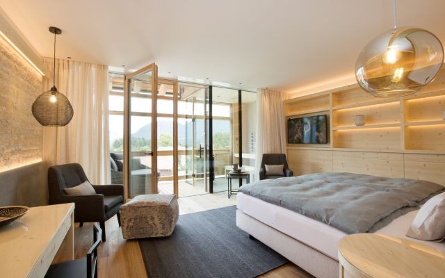 CHAMBRE DOUBLE SKY PANORAMA 4/5