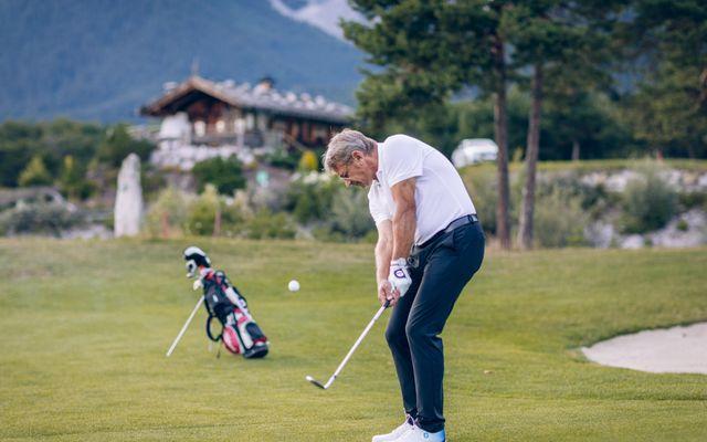 "Golf Hit-Intensivwoche ""Aufbau"" 1/1"