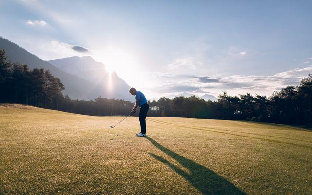 Golf-Turnier-Weekend Herbst 1/1