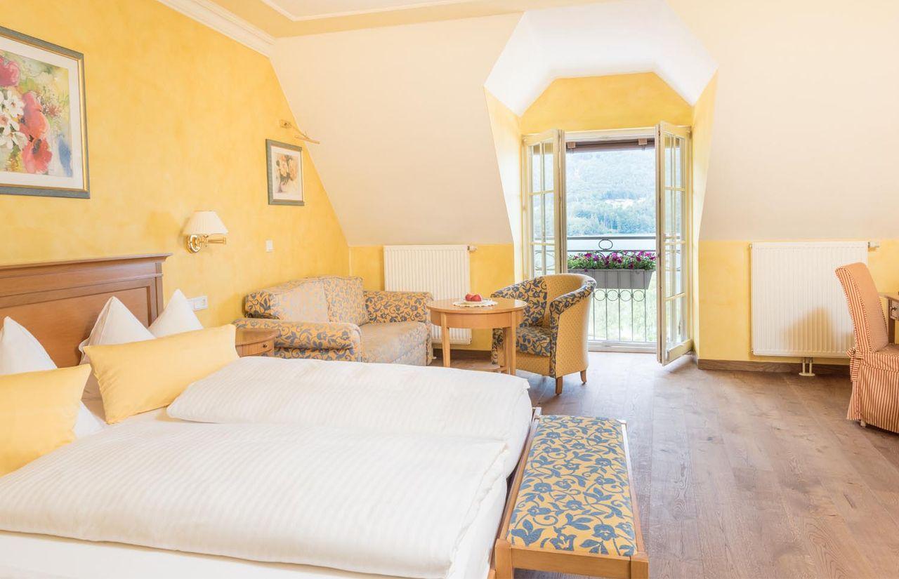 """Filbling """"Villa"""" - Zimmer & Suiten in Ebner´s Waldhof am See"""