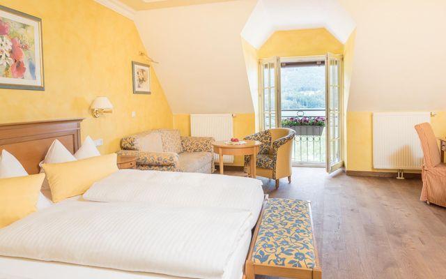 Junior Suite Schafberg Villa - Familienhotel Ebner´s Waldhof am See