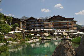 Engel´s Bergsee - Sommerurlaub im Tannheimer Tal