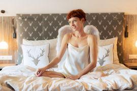 Himmlisch schlafen im Wellness Hotel Engel in Grän