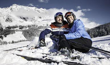 Skiurlaub im Übergossene Alm Resort, Salzburg