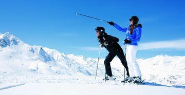 Ski-week in the Oetz Valley