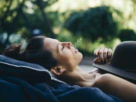 Se relaxer dans l'espace détente