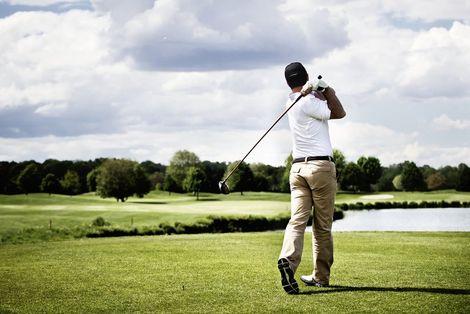 Golf a Merano