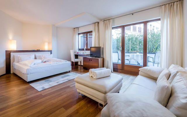 Familie-suite met twee kamers