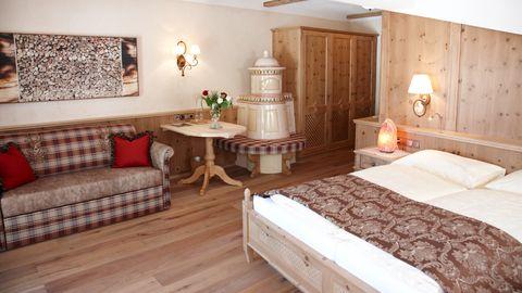 Organic luxury room