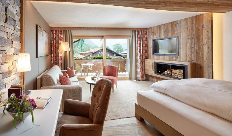 Hotel Zimmer: Suite Heimatgefühl