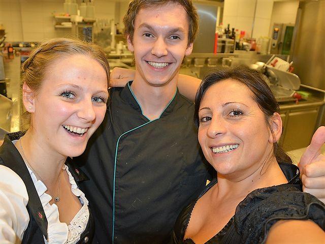 Lehre zur Restaurantfachfrau/mann