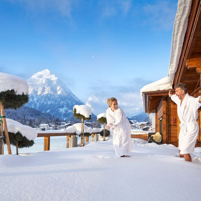 Snow white weeks with your personal winter bonus - 7 nights