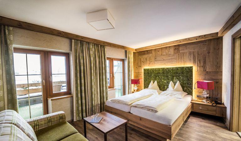 Hotel Room: Karwendel Komfort south side