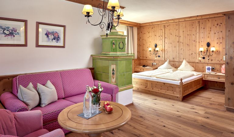 Hotel Room: Achensee Suite