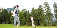 Karwendel Golf-Short-Stay für Anfänger | 3 Nächte