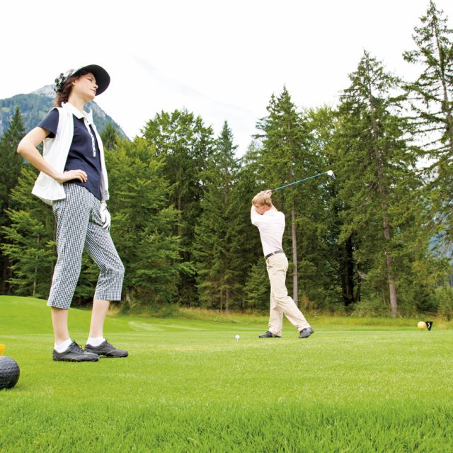 Karwendel Short Golf Stay for Beginners - 3 nights