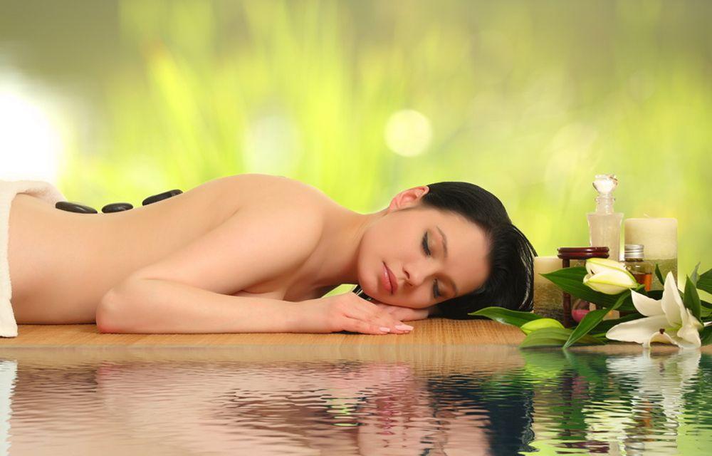 Hot Stone Massage | Ganzkörper