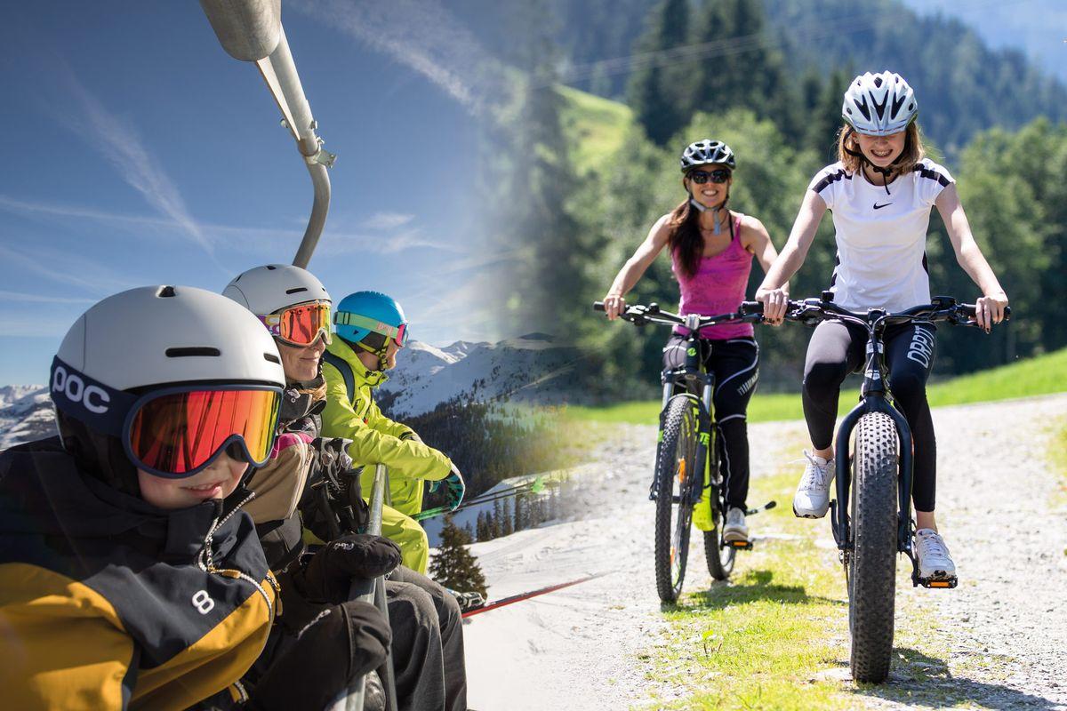 Ski & Bike Special