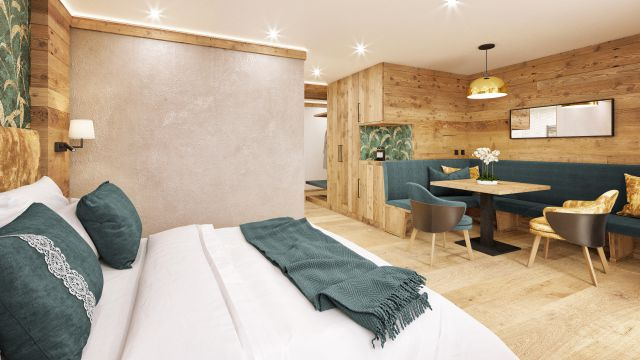 Economy plus Suite    W14   43 m²