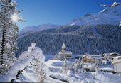January snow weeks
