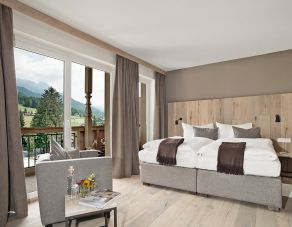 "Nature Double Room ""Berglust"""