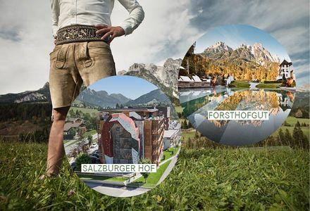 A taste of the Heimathotels - book 1 Hotel & enjoy 2 Hotels