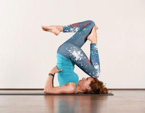 Yoga Retreat: Kraftvoll und Federleicht