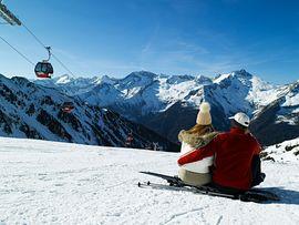 Winter in St. Johann im Ahrntal - Südtirol