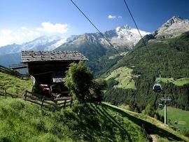 Sommer in Südtirol - - Deluxe Hotel & Spa Resort Alpenpalace