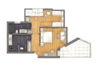 NEU! Familiensuite Nord   Stammhaus floor plan