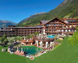 5 Sterne Hotel Andreus in Südtirol bei Meran