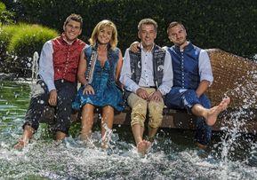 Die Gastgeberfamilie im Golf & Spa Resort Andreus